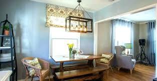 wooden dining room light fixtures long dining room light fixtures fascination chandelier by modern