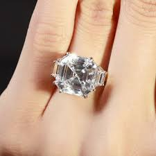 everything you need to know about asscher cut engagement rings