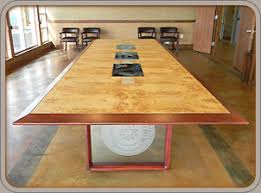 Wood Conference Table Custom Conference Tables Solid Wood Conference Tables