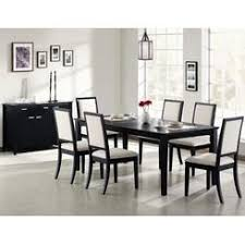 Black Dining Sets  Collections Sears - Black dining room sets