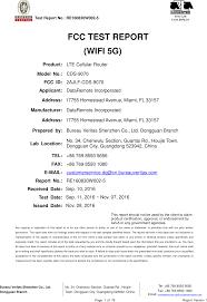 bureau veritas miami cds 9070 lte cellular router test report rf160830w002 5 r00 cds