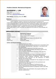 best resume format for mechanical engineers freshers pdf mechanical engineering resume format for fresher students pdf
