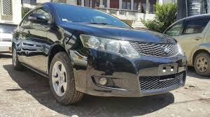 locally available toyota premio 2009 kenya car bazaar ltd