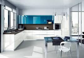 Black White Turquoise Teal Blue by 225 Modern Kitchens And 25 Contemporary Kitchen Designs In Black
