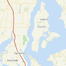 seattle map by district seattle area map u s news travel