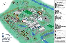 Canada College Map by Camps Canada Ontario Mississauga