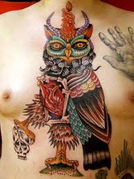 traditional owl tattoo traditional owl tattoo flash dont fear