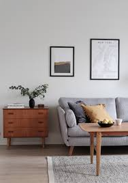 Mid Century Furniture Decordots Living Room Modern Mixed With Scandinavian Midcentury
