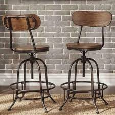 adjustable bar u0026 counter stools for less overstock com
