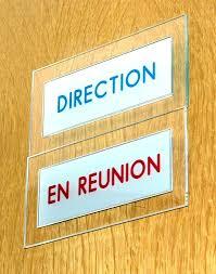 plaque de porte de bureau plaque de porte de bureau