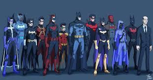 batman of the family bat family gotham crusaders by phil cho on deviantart