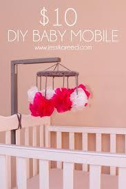 10 diy baby mobile hip u0026 simple
