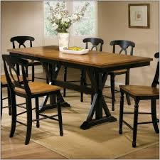 Dining Table Chairs Height Bar Height Dining Table With 6 Chairs Chairs Home Decorating