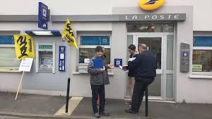 fermeture des bureaux de poste nantes le bureau de poste de joseph de porterie menacé de