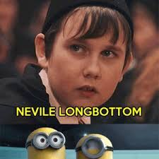 Neville Longbottom Meme - minions neville longbottom by manacs meme center