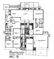 Best Mid Century AtriumCourtyard House Images On Pinterest - Mid century modern home design plans