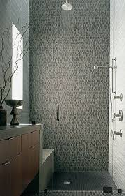Grey Mosaic Bathroom Inspiration Mosaic Tile Feature Bathroom About Classic Home