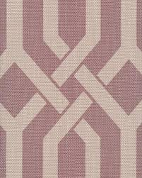 pink home decor fabric dwell mid century modern collection