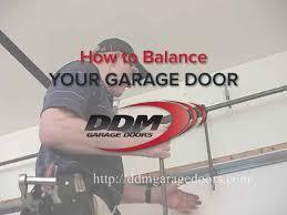 alamo garage doors how to balance garage door wageuzi