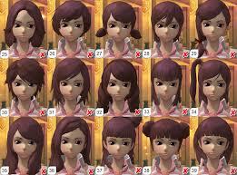 vision impaired by haircut geek girls pwn