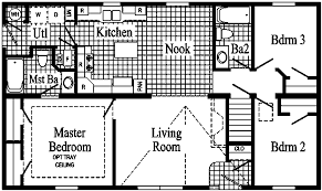 floor plans for ranch homes pennwest homes ranch style modular home floor plans overview