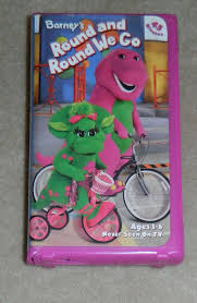Image Threewishes Theend Jpg Barney by Barney Round And Round We Go Vhs Movie Hard To Find Vhs Movie