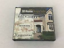 Broderbund D Home Design Suite Deluxe Version  Complete EBay - Broderbund home design