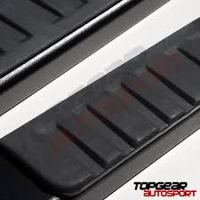 running boards for dodge ram 2500 dodge ram 2500 cab 2003 2009 running boards black 5 inches