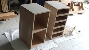 fabriquer bureau fabriquer soi même un bureau en bois stéphanie bricole