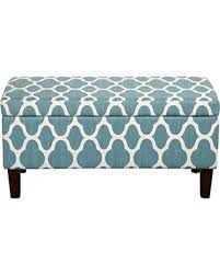 Large Storage Ottoman Bench Shopping Special Kinfine Large Upholstered Storage Ottoman