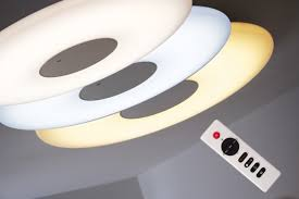 plafonnier led cuisine plafonnier led design rondelle le de cuisine variateur le