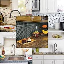 Wallpaper For Kitchen Backsplash by Home Decor 3d Wall Stickers Brick Wallpaper Tile For Kitchen