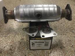 2003 honda accord catalytic converter magnaflow direct fit cat catalytic converter 1998 02 honda accord