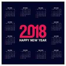 Calendar 2018 Ai Template 2018 Calendar Vectors Photos And Psd Files Free