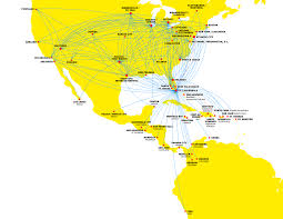 Alaska Route Map by Spirit Airlines Route Map Face Book Pinterest Flight