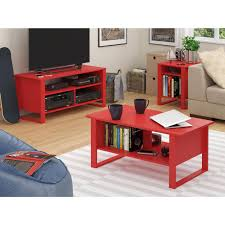 Living Room Table With Storage Mainstays Coffee Table Multiple Colors Walmart Com