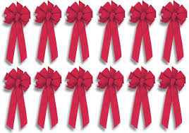 the handmade bow bows for wreaths trees