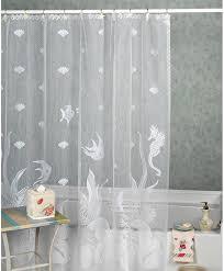 sheer shower curtain furniture ideas deltaangelgroup