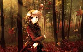 cute fall wallpaper hd anime autmn fall hd widescreen desktop wallpaper area de