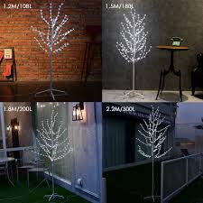 100 lighted tree branches home decor exterior christmas