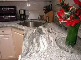 Kitchens With White Granite Countertops - viscon white granite countertops ming green marble vanity the