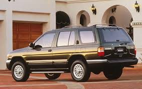lifted nissan pathfinder 1998 nissan pathfinder information and photos zombiedrive