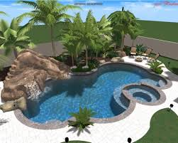 Best Home Swimming Pools Swimming Pool Designs With Slides Home Swimming Pools With Slides