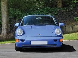 1990 porsche 911 blue rm sotheby u0027s 1992 porsche 911 carrera rs london 2017