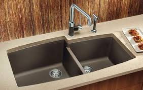 Composite Kitchen Sink Reviews by The Best Sinks For Granite Countertops