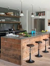cuisine plan de travail en bois cuisine industrielle plan de travail en bois je fouine tu fouines