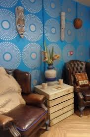 starburst hand printed wallpaper sharon jane wallcoverings