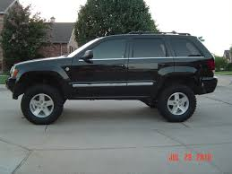 jeep grand cherokee limousine selling superlift lifted wk jeepforum com
