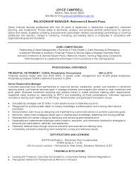 awesome collection of banking manager sample resume uxhandy for
