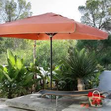 Square Patio Umbrellas Riviera Square Patio Umbrella Modern Patio Chicago By Home